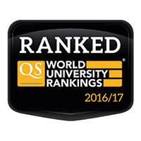 QS World University Rankings 2016/17
