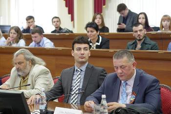 Почетный член общества сербско русской дружбы